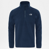 Polaire Polartec M 100 Glacier 1/4 zip Urban Navy The North Face