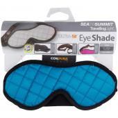 Masque cache yeux Eyeshade Sea to Summit  BLEU