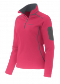 Sweat femme Elima Teaberry Polartec® Power Stretch® PC007394 Trangoworld