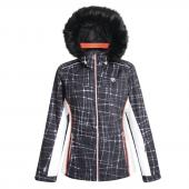 Veste de ski femme Copious black energy DW9441 Dare 2B