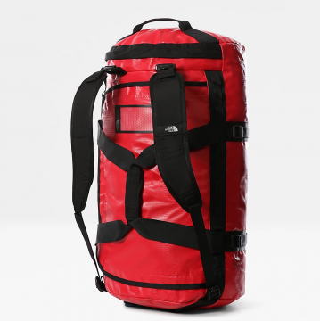 sac base camp duffel bag taille S red Black the north face 1 - Copie