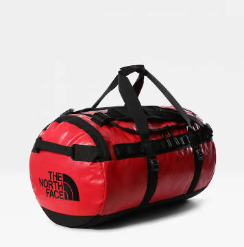 sac base camp duffel bag taille S red Black the north face 2 - Copie