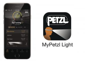 Lampe frontale Nao + Petzl 750lm