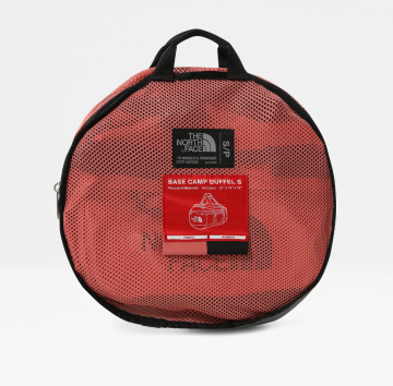 sac base camp duffel bag taille s faded rose the north face