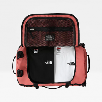 sac base camp duffel bag taille s faded rose the north face 2
