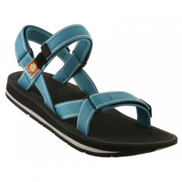 Turquoise Source Femme Sandales Sandales Stream Femme Stream Turquoise QdBeroxCW