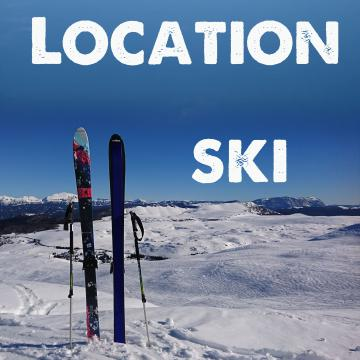 Location de skis à St Jean