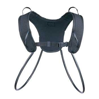 Double porte matériel Zodiac Gear Sling Black Diamond