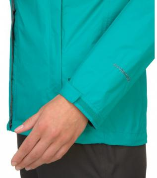 VENTURE JACKET W TNF JAID GREEN