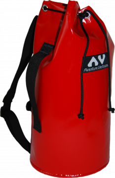 Kit de speleo AV 15 L rouge