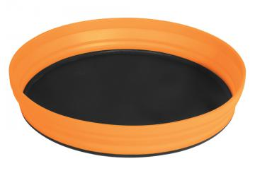 X Plate Assiette Pliante Sea To Summit  LIME