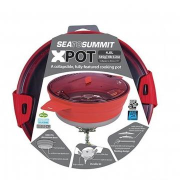 Popote pliante X-POT Large 4L Sea to Summit