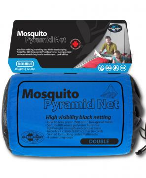 Moustiquaire Sea To Summit Pyramide Mosquito Net Double