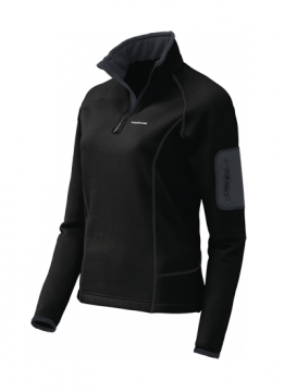 PULLOVER PEARL TRANGOWOLD 5576-313 NOIR