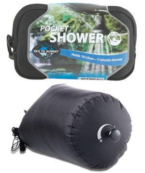 Douche solaire Pocket Shower 10 litres Sea To Summit