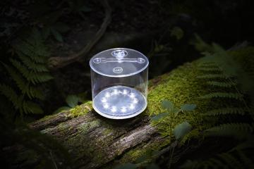 Lampe solaire gonflable Luci Outdoor 2.0  de MPowerd