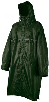 Poncho Rain Stop Cagoule Camp army green