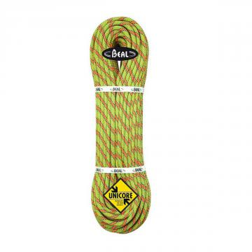 Corde Booster III 9.7 mm Dry Cover Unicore 70 mètres Béal