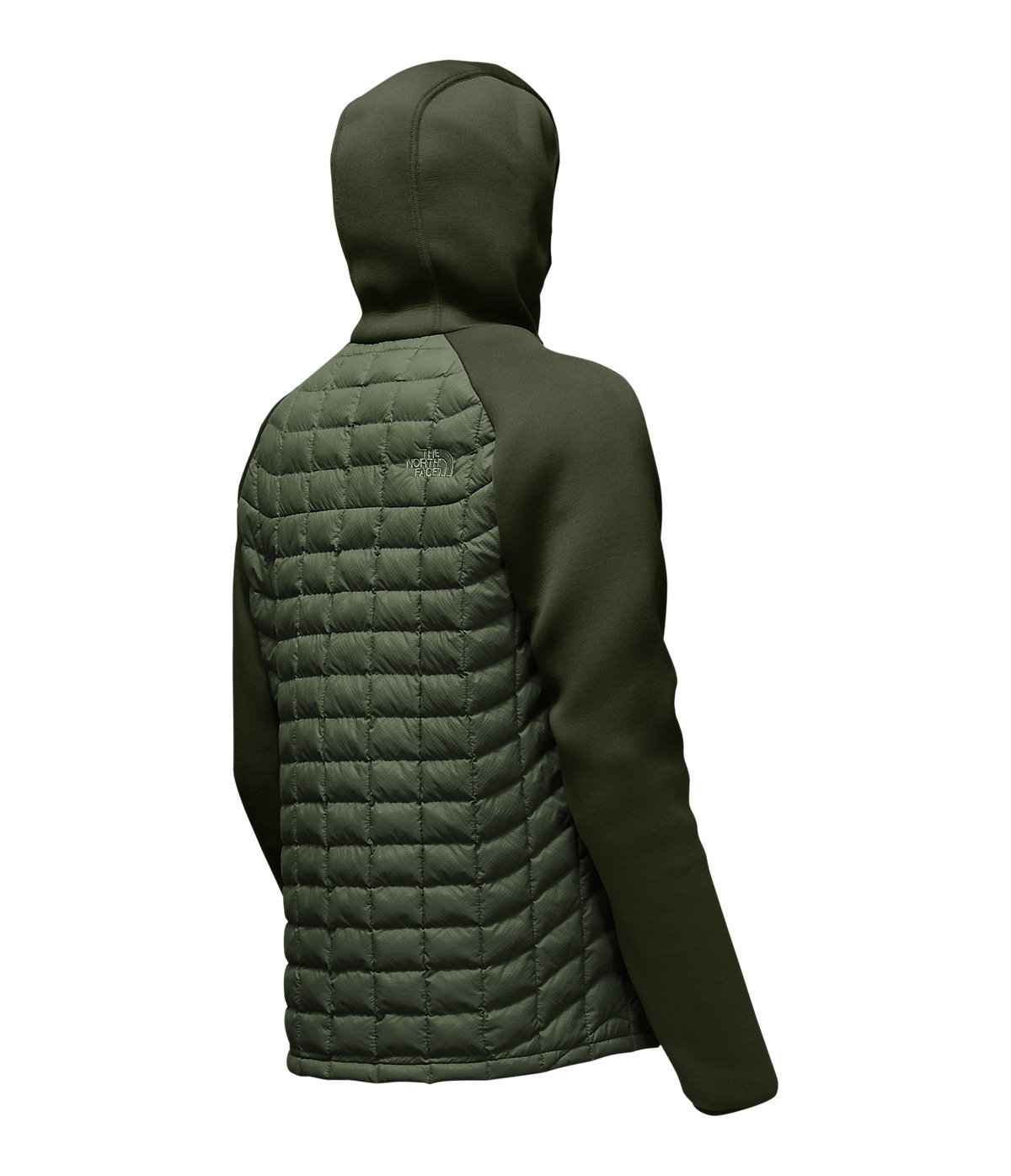 b056754528 Veste capuche The North Face Upholder Hybrid Thermoball