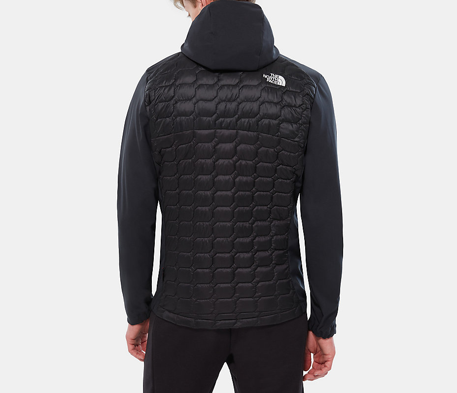 À Homme The North Veste Thermoball™ Face Capuche New Hybrid FKT1J3ulc